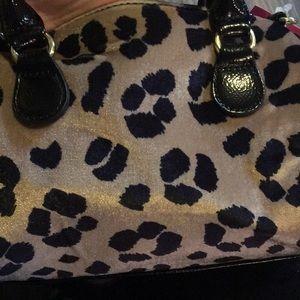 Betsey Johnson Bags - Betsey Johnson Cheetah Mini Crossbody Purse